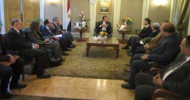 وزير التعليم العالى: استراتيجية مصر للذكاء الاصطناعى خطوة على طريق التنمية