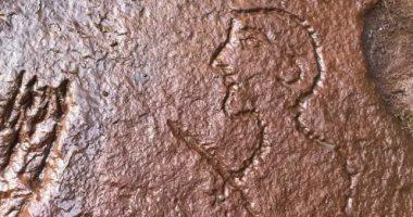 """لوحة تذكارية عمرها 1810 سنوات.. عمال: """"إحنا اللى بنينا سور هادريان"""" بـ انجلترا"""