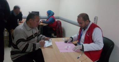 """فيديو وصور.. توافد المواطنين على مستشفيات الغربية لبدء فحوصات """"100 مليون صحة"""""""
