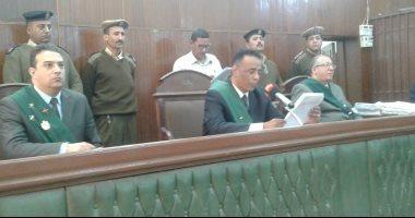 """تأجيل محاكمة 20 من عناصر الإخوان بسوهاج فى قضية """"المغارة"""" لـ1 أبريل"""
