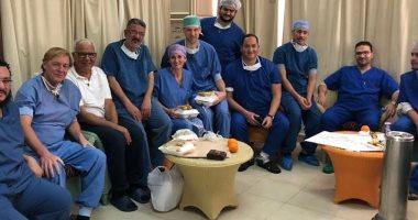 فريق طبى من هولندا يزور جامعة الزقازيق لإجراء عمليات قلب مفتوح
