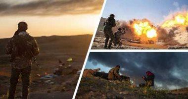التلفزيون السورى : مصدر عسكرى يؤكد إسقاط طائرة حربية سورية فى إدلب