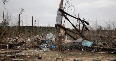 مصرع شخصين بالولايات المتحدة بسبب سوء الأحوال الجوية