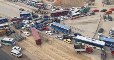 شكوى من سير السيارات عكس الاتجاه فى شارع مصطفى النحاس بمدينة نصر