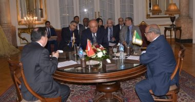 البيان الختامى لاجتماع دول جوار ليبيا يؤكد رفض التدخل الخارجى فى الشأن الليبي