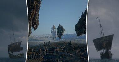"""تسريب الحلقة الثانية من """"Game OF Thrones"""" قبل عرضها"""
