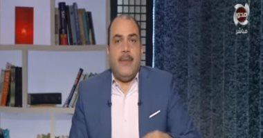 """فيديو.. """"الباز"""" يكشف تحولات البرادعى وتعاونه مع الجماعة الإرهابية"""