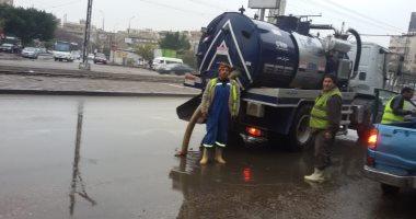 الرى: وحدات طوارئ ثابتة لاستقبال الأمطار فى غرب الدلتا
