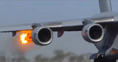 روسيا اليوم: هبوط طائرة جزائرية بمطار القاهرة اضطراريا بعد انفجار محركها