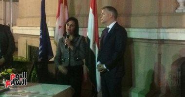 صور.. سفارة كندا تكرم عددا من المصريات بمناسبة اليوم العالمى للمرأة