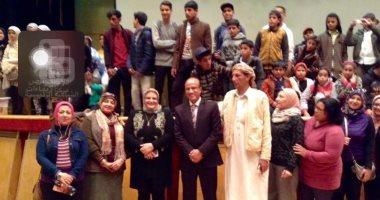 حسين الزناتى: نقابة الصحفيين تساهم فى دمج أطفال الوادى الجديد وحلايب ثقافيا