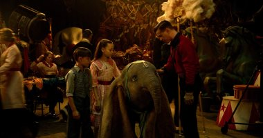 310 ملايين دولار إيرادات فيلم الأنيمشن Dumbo منذ طرحه 29 مارس