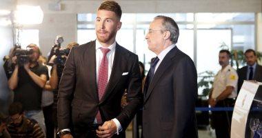 راموس يطلب الرحيل من ريال مدريد بعد ثورة بيريز