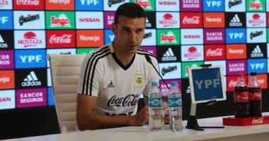 مدرب الأرجنتين: لم أحب التحكيم أمام البرازيل.. وكنا الأفضل