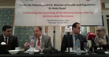 إطلاق الخطة القومية لمكافحة الميكروبات المقاومة للمضادات الحيوية