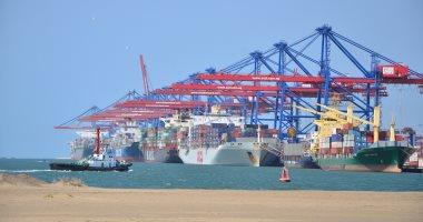 شاهد فى دقيقة.. ميناء شرق بورسعيد انطلاقة مصر لتصبح قلب التجارة العالمية