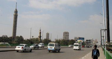 النشرة المرورية.. سيولة فى شوارع ومحاور القاهرة والجيزة الرئيسية