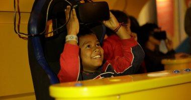 """صور .. دعوة اطفال المهاجرين المكسيكيين لزيارة متحف """" لارو دادورا""""  التفاعلى"""