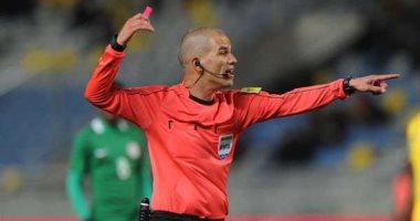 فيكتور جوميز حكم مباراة مصر والكونغو