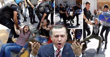 فيديو.. اعتداء لفظي علي محجبة في تركيا داخل إحدى المصالح الحكومية