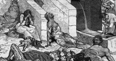 طاعون عمواس قتل صحابة النبى وعمر بن الخطاب طبق العزل الصحى