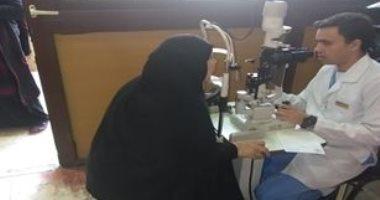 علاج 134 مواطنا فى العيادات الخارجية بمستشفيات الشرطة
