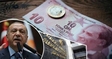 نزوات أردوغان العسكرية تضرب اقتصاد تركيا.. الليرة تسجل أدنى مستوى أمام الدولار بـ5.84 والغلاء ينهش جيوب الأتراك.. والنظام يعرض تقارير وهمية لشعبه بانخفاض التضخم.. وزيادة للرسوم والغرامات 2020 بنسبة 22.55%