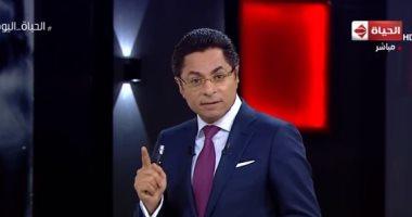 """خالد أبو بكر: """"الردع سيكون قاسيًا لكل موظف عام يذهب لعمله وضارب برشام"""""""