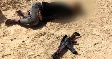 فيديو وصور.. القوات المسلحة: القضاء على 46 تكفيريا شديدى الخطورة وسط وشمال سيناء