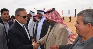 صور.. محافظ الإسماعيلية ومدير الأمن يشهدان انطلاق فعاليات مهرجان سباقات الهجن