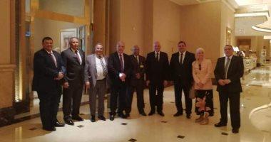 الجيزة تشارك فى مؤتمر الدول المنتجة والمصنعة للتمور فى أبوظبى