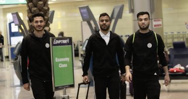 بعثة الإسماعيلى تغادر القاهرة متوجهة لتونس لملاقاة الأفريقى