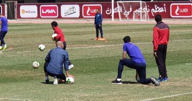 مفاجآة .. محمد الشناوى يطلب المشاركة أساسيا فى مواجهة الأهلى والساورة