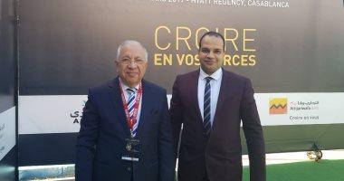 """اتحاد التشييد البرتغالى يشيد بالعاصمة الإدارية.. ويؤكد: مصر """"قبلة الاستثمار"""""""