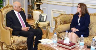 صور.. سفيرة كوبا تشيد بالإصلاحات السياسية والاقتصادية وحملة 100 مليون صحة
