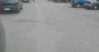 شكوى من تهالك شارع إبراهيم شحاته فى مدنية نصر
