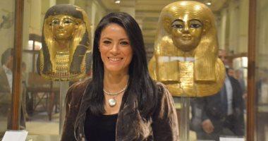وزيرة السياحة: يسعدنا أن نرحب فى مصر بواحدة من أشهر فرق الروك العالمية
