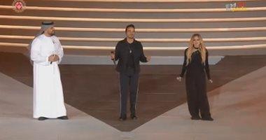 تامر حسنى ومطرب ديسباسيتو وأصالة والجسمى يغنون فى حفل افتتاح الأولمبياد الخاص