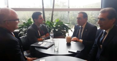 تفاصيل لقاءات وزير البترول مع البنك الدولى ورؤساء شركات أمريكية لمناقشة ملف الطاقة