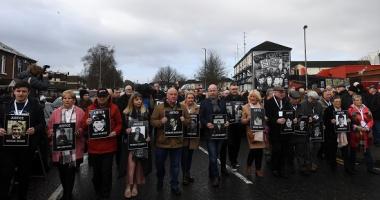 """بعد 47 عاما.. أقارب ضحايا """"الأحد الدامى"""" مازالوا يطلبون الثأر لذويهم بأيرلندا"""