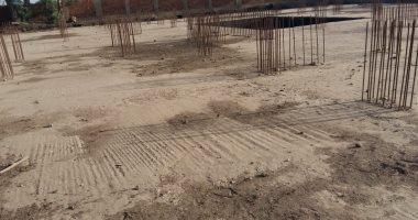 شكوى من عدم استكمال بناء مستشفى قرية نجير بالدقهلية
