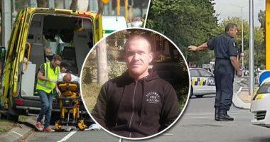 فيديو.. لحظة القبض على المتهم بتنفيذ حادث مسجد نيوزيلندا