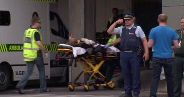 صور.. قتلى فى حادثى إطلاق النار على مسجدين بنيوزيلندا