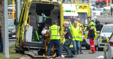 صور.. مقتل 9 أشخاص على الأقل وإصابة العشرات فى إطلاق النار بمسجدين بنيوزيلندا