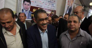 بعد فرز  29 لجنة .. ضياء رشوان يقترب من منصب نقيب الصحفيين