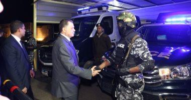 صور.. وزير الداخلية يتفقد شوارع أسوان قبل ملتقى الشباب العربى والأفريقى