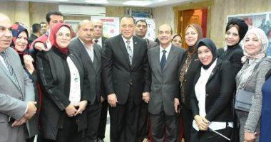 """تحت شعار """"أصل الحكاية"""".. المجلس القومى يحتفل بيوم المرأة المصرية بالشرقية"""