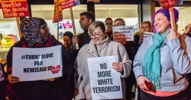 """""""لا للإسلاموفوبيا"""".. شعار احتجاجات عواصم العالم ضد حادث نيوزيلندا الإرهابى.. صور"""