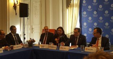 وزير البترول: علاقات مصرية أمريكية  قوية فى قطاع الغاز