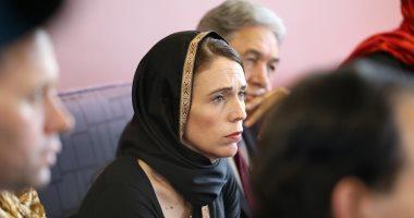 رئيسة وزراء نيوزيلندا تتفقد موقع الهجوم الإرهابى على مسجدين فى كرايست تشيرش